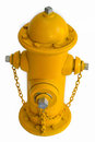 Miniature fire hydrant Royalty Free Stock Photos
