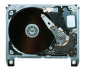 Miniature hard-disk-drive Stock Photography
