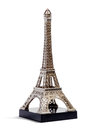 Miniature model of the Eiffel Tower, Paris, France Royalty Free Stock Photo