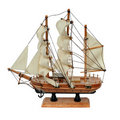 Miniature ship model Royalty Free Stock Photos