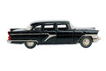 Miniature version of the old car Royalty Free Stock Photography
