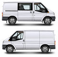 Minibus Royalty Free Stock Photography