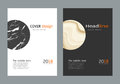 Minimal covers design set, Trendy template inspiration for your design