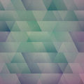 Minimal mosaic new abstract background with colorful triangles can use like contemporary design Stock Photo
