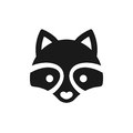 Minimal Raccoon icon
