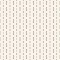 Minimalist geometric seamless pattern, small rombuses, black & w