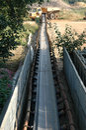 Mining Conveyor Royalty Free Stock Photo