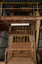 Mining Stamp Mill Royalty Free Stock Photo