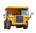 Mining vehicle Royalty Free Stock Photos