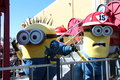 Minion s parade osaka japan mar photo of located in universal studios japan osaka japan minions are famous character from Stock Image