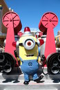 Minion s parade osaka japan mar photo of located in universal studios japan osaka japan minions are famous character from Royalty Free Stock Photo