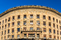 Ministry of culture and information of serbia belgrade Stock Image