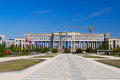 Ministry of foreign affairs republic of kazakhstan astana may astana is the capital city on december Stock Image