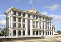 Ministry of Foreign Affairs in Skopje Royalty Free Stock Photo