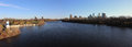 Minneapolis Skyline From Boom ...