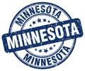 Minnesota stamp