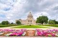Minnesota State Capitol Royalty Free Stock Photo