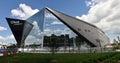 Minnesota Vikings US Bank Stadium in Minneapolis Royalty Free Stock Photo