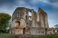 Minster Lovell Hall Oxfordshire, England Royalty Free Stock Image