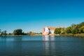 Mir, Belarus. View Of Mir Castle Complex, Ancient Monument, Unesco Heritage Royalty Free Stock Photo