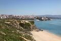 Mira River Vila Nove de Milfontes - Portugal Royalty Free Stock Photo