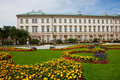 Mirabell gardens in salzburg Stock Photography