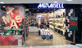Mirabell in hong kong shop located kwai chung is a shoes retailer Royalty Free Stock Images