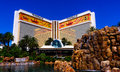 The mirage casino in las vegas Royalty Free Stock Image