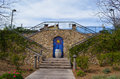 Miramonte Winery Entrance Royalty Free Stock Photo