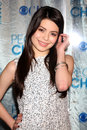 Miranda cosgrove los angeles jan arrives at people s choice awards at nokia theater at la live on january in los angeles ca Stock Photo