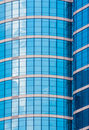 Mirror glass building Royalty Free Stock Photo
