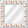 Mirror (vector) Royalty Free Stock Photo