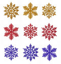 Title: Miscellaneous snowflakes