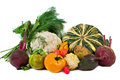 Miscellaneous Vegetables Royalty Free Stock Image