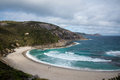 Misery beach in torndirrup national park albany a view of western australia Stock Photo