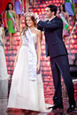 Miss Russia 2010 beauty contest Royalty Free Stock Images