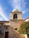 Mission carmel is a roman catholic church in by the sea california Royalty Free Stock Photography