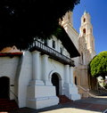 Mission dolores finished in is the oldest building in san francisco Stock Photography
