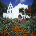 Mission San Diego de Alcala Royalty Free Stock Photography