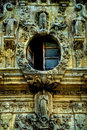 Mission San Jose Open Window and Stonework Royalty Free Stock Photo