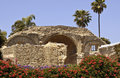 Mission San Juan Capistrano, California Royalty Free Stock Photo