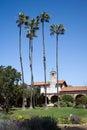 Mission San Juan Capistrano Royalty Free Stock Photo