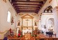 Mission San Luis Obispo de Tolosa California Basilica Cross Royalty Free Stock Photo