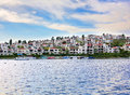 Mission viejo lake Royalty Free Stock Photo