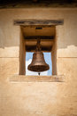 Missionary bell detail of a Royalty Free Stock Photography