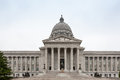Missouri State Capitol Building, Jefferson City Royalty Free Stock Photo