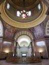 Interior of Missouri State capitol building Jefferson MO USA Royalty Free Stock Photo