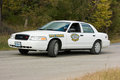 Missouri State Trooper Police Car Stock Photos