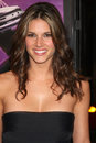 Missy peregrym arriving watchman premiere mann s grauman s theater los angeles ca march Royalty Free Stock Photography