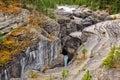 Mistaya Canyon, Banff National Park, Alberta, Canada